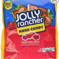 Jolly Rancher Awesome Reds Hard Candy