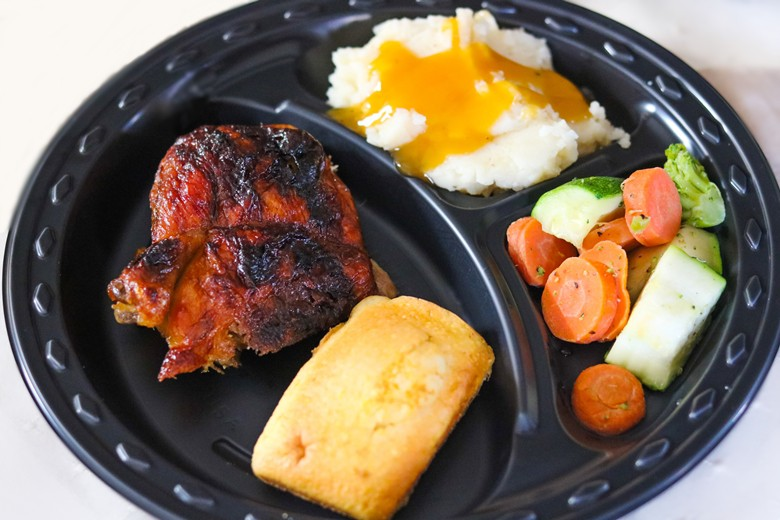 Home Style Family Meal from Boston Market