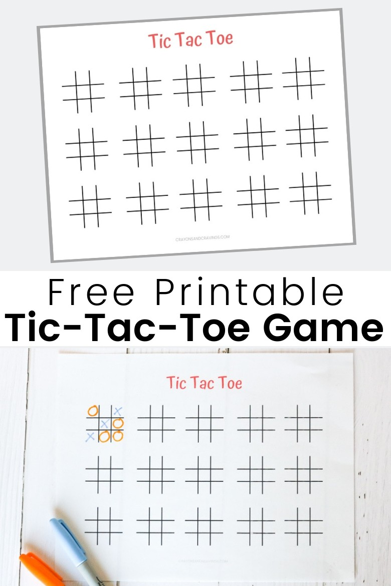 graphic regarding Free Printable Tic Tac Toe Board named Loved ones Match Evening Plans + Free of charge Printable Tic Tac Toe Activity Board