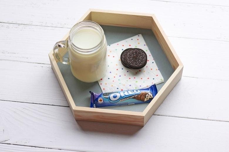OREO and Milk Tray