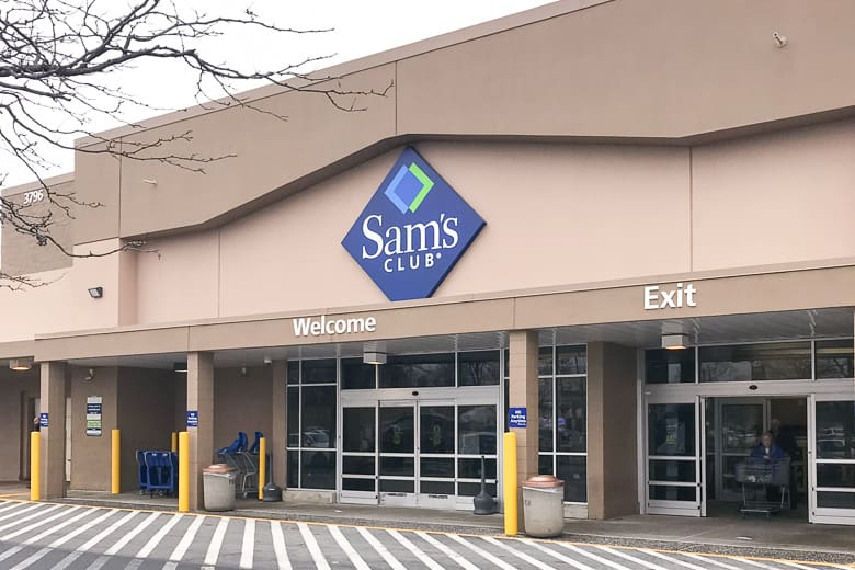Sam's Club in Easton PA