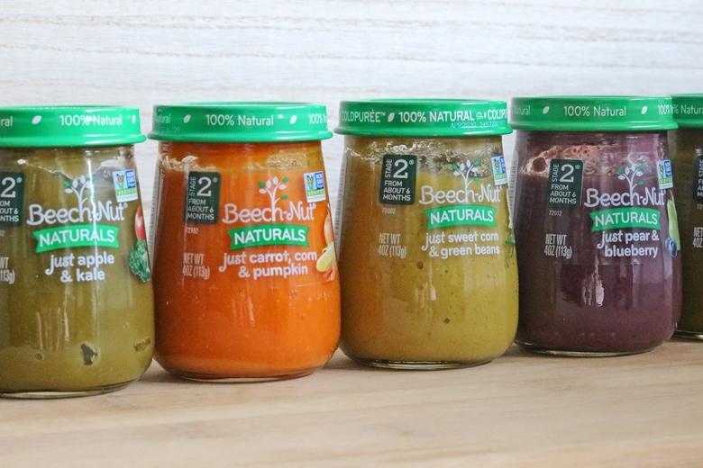 Beech-Nut Naturals Flavors