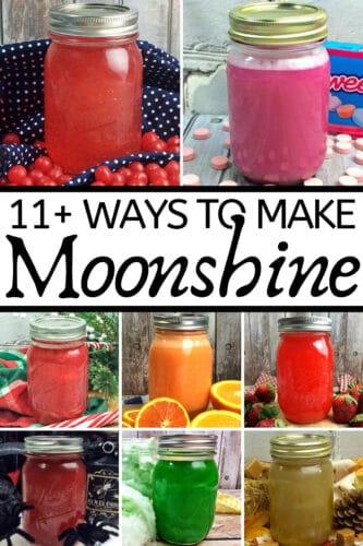 11 Ways to Make Moonshine