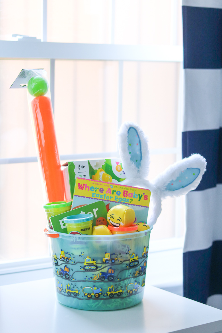 I spent a lot of time searching for the best Easter basket ideas for babies and toddlers, and have listed them all here. And no -- candy is not on the list!