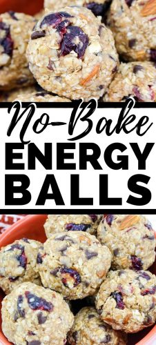 No-Bake Energy Balls Pin Image