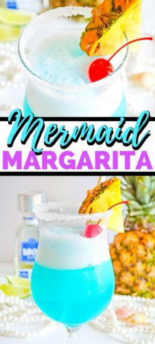 Mermaid Margarita