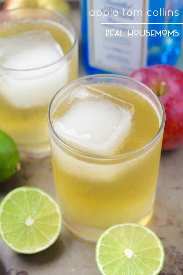 Apple Tom Collins