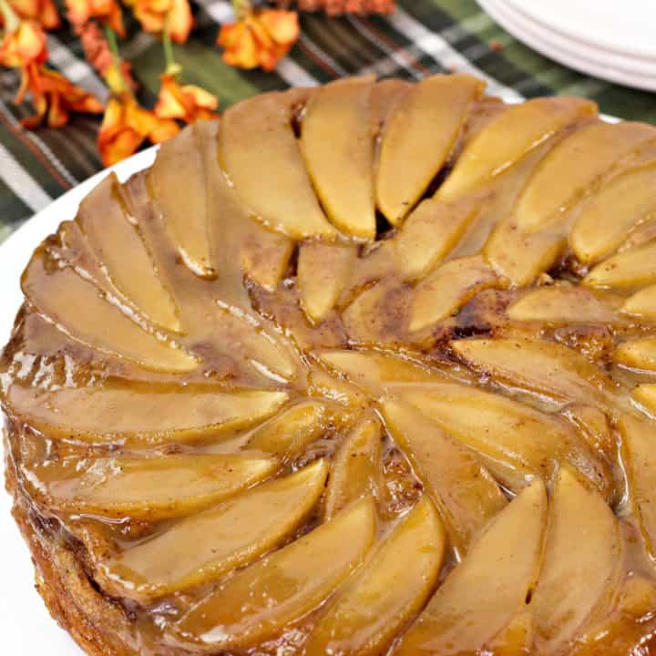 Apple Upside Down Cake