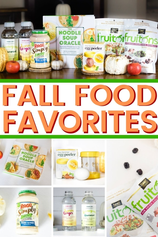 Fall Food Favorites