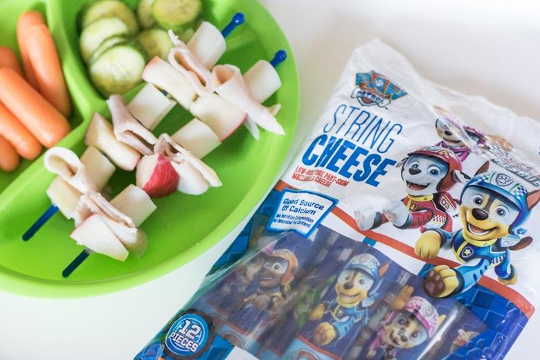Kid-friendly Lunch Kebabs