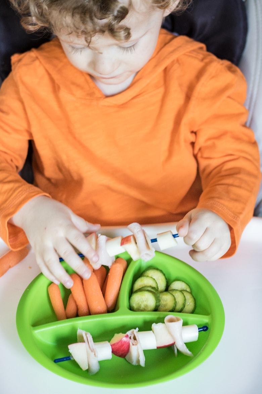 Kids Lunch Kabobs