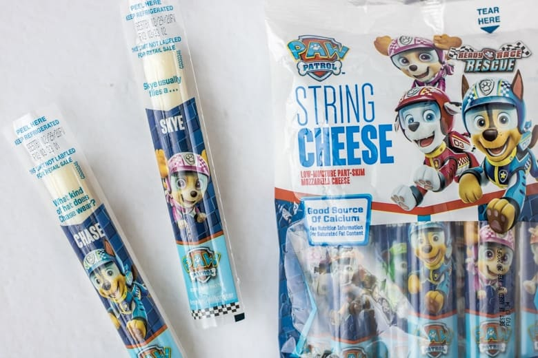 PAW Patrol String Cheese