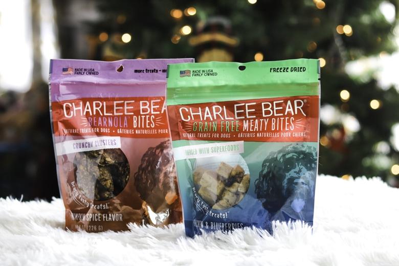 Dog Treats from Charlee Bear