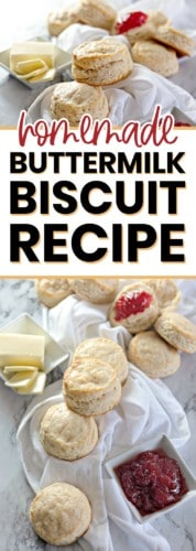buttermilk biscuits pinterest image