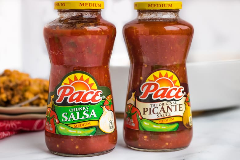 PACE Salsa and Picante Sauce