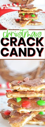 pin image for christmas crack recipe