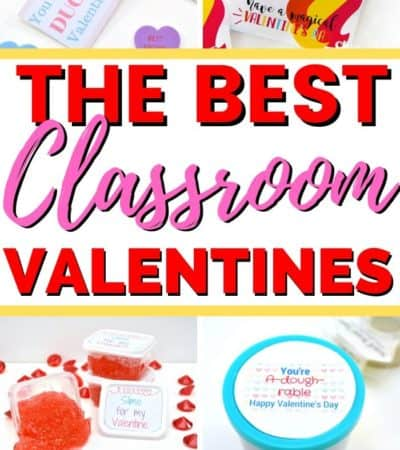 The Best Classroom Valentines