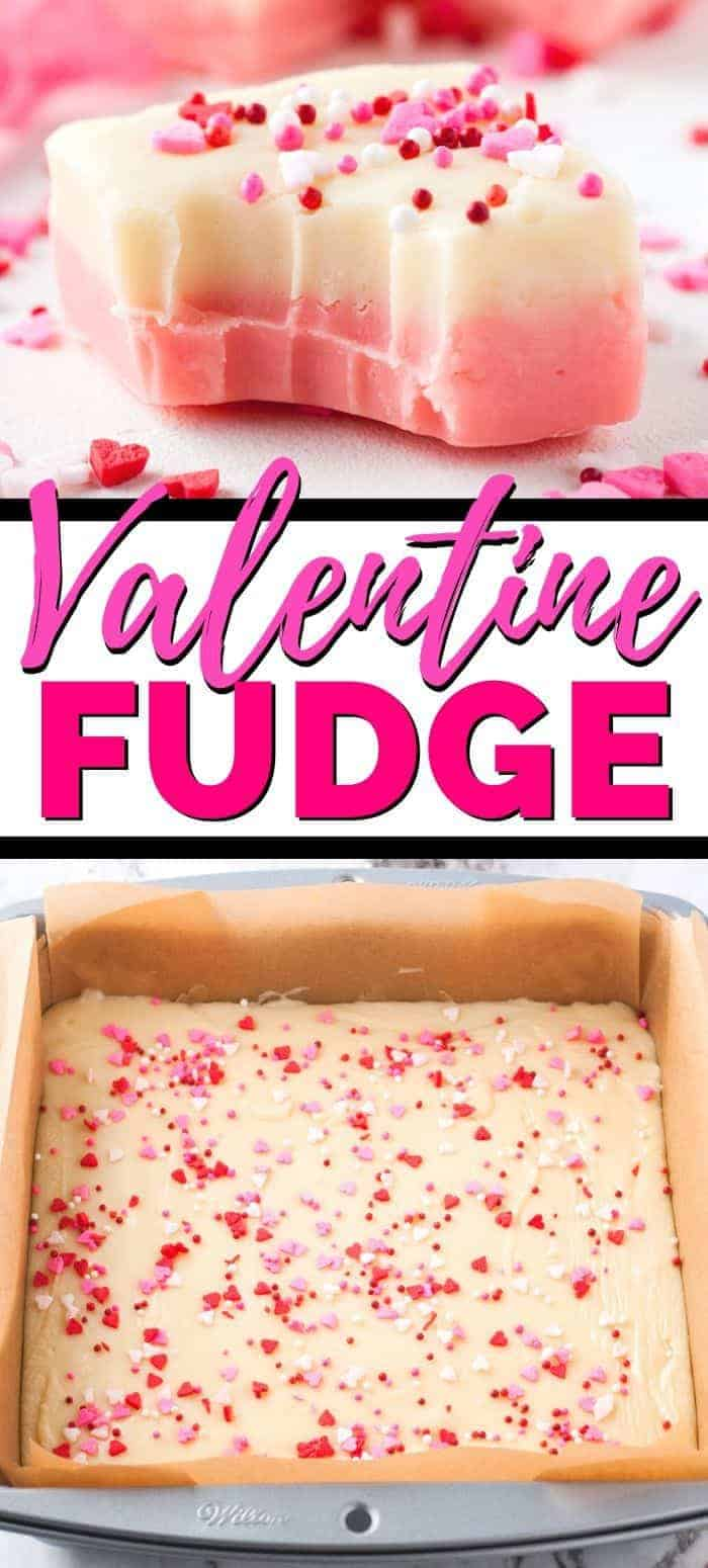 Valentine Fudge