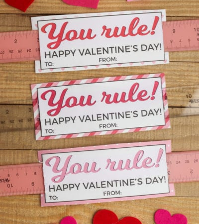 You Rule Valentine
