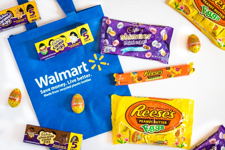 Easter Candy From Walmart