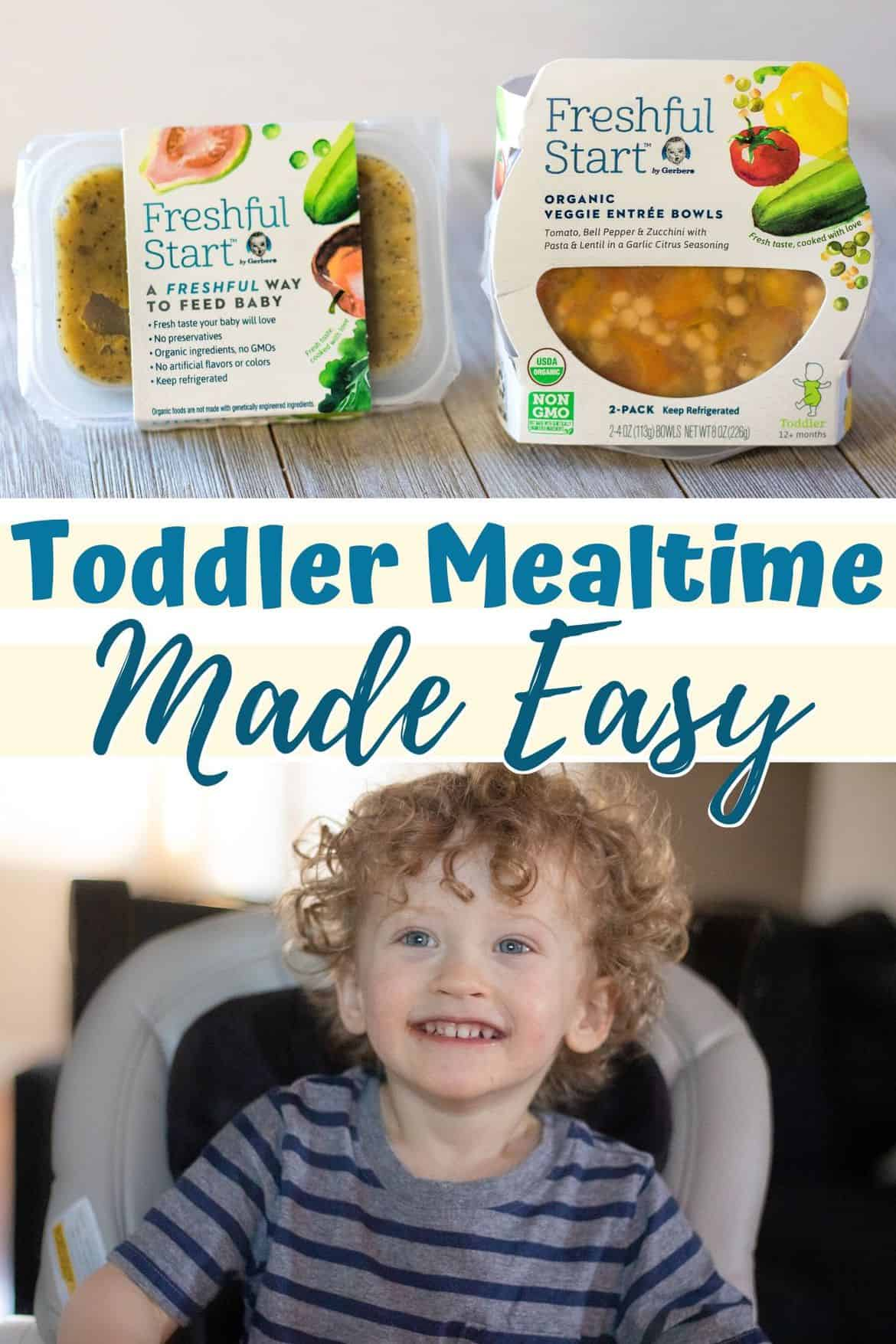 Toddler Mealtime Made Easy Pin