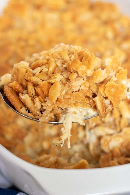 Chicken Ritz Casserole Recipe