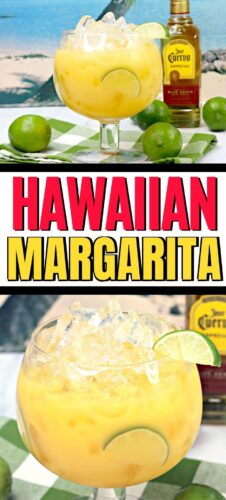 Hawaiian Margarita