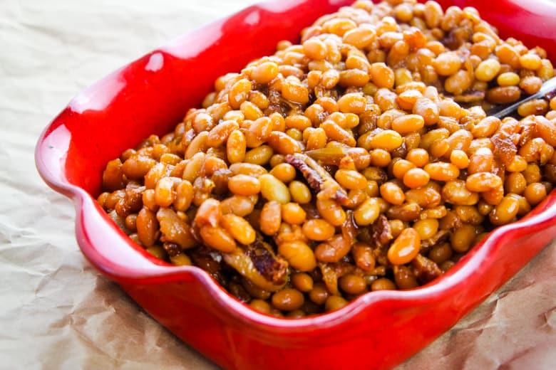 Boston Baked Beans Recipe