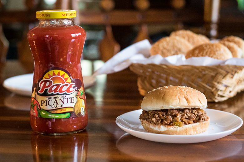 Sloppy Joes with Pace Picante Sauce