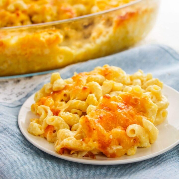 Baked Mac and Cheese Recipe 1200