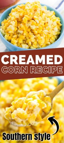 Creamed Corn Recipe Southern Style