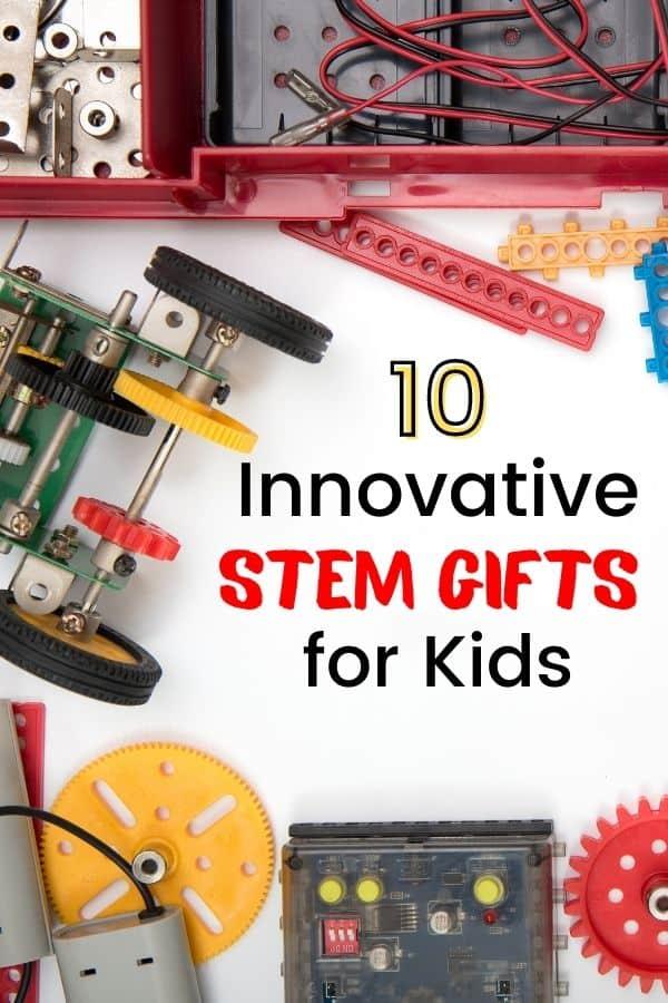 10 Innovative STEM Gifts for Kids