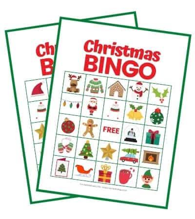 Christmas Bingo Printable