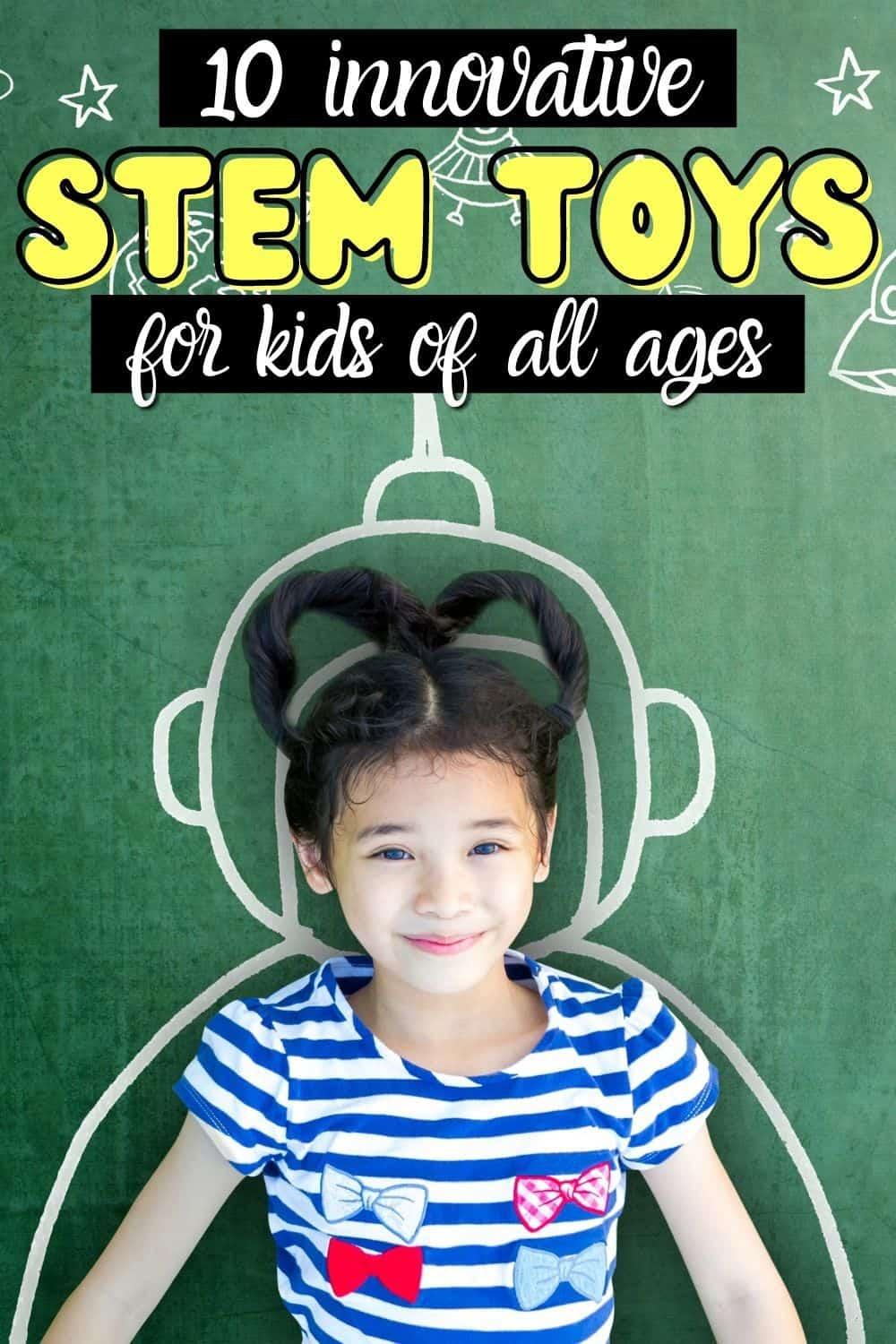 10 Innovative STEM Toys for Kids of All Ages