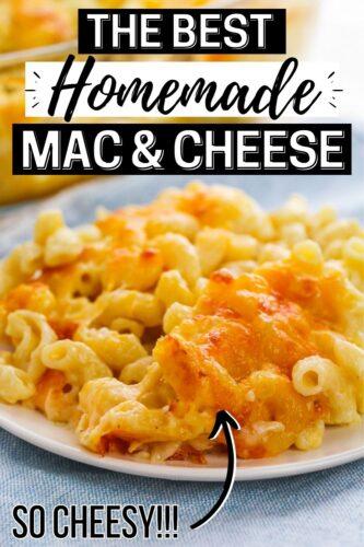 The Best Homemade Mac & Cheese