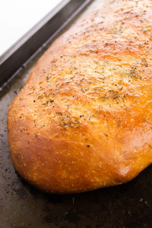 Seasoned Italian Bread