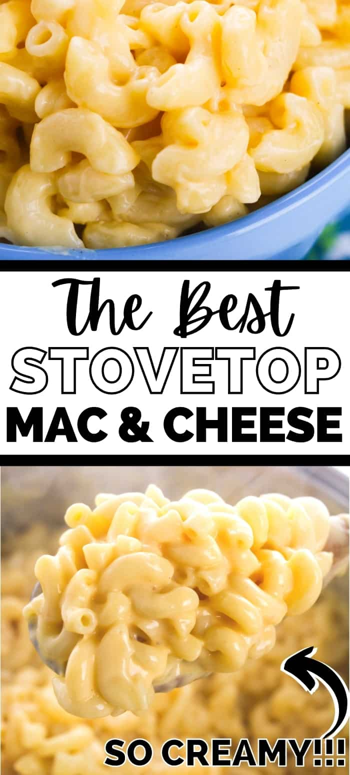 The Best Stovetop Mac and Cheese