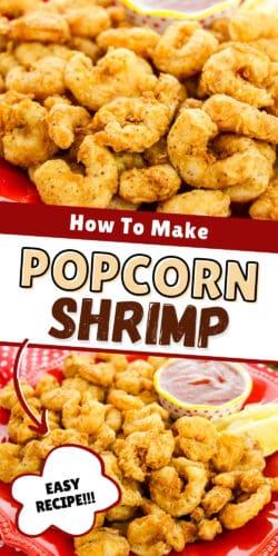 How to Make Popcorn Shrimp; easy recipe!