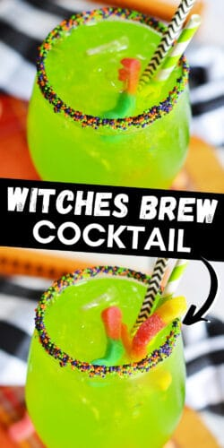 Witches Brew Cocktail Pin Image